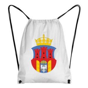 Backpack-bag Krakow coat of arms
