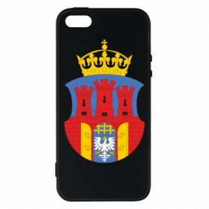 Phone case for iPhone 5/5S/SE Krakow coat of arms