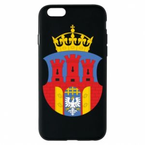 Phone case for iPhone 6/6S Krakow coat of arms