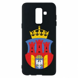 Phone case for Samsung A6+ 2018 Krakow coat of arms