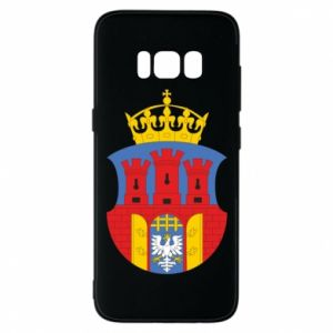 Phone case for Samsung S8 Krakow coat of arms