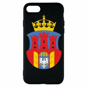 Phone case for iPhone 8 Krakow coat of arms