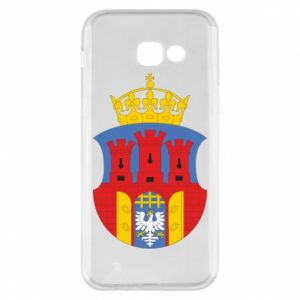Phone case for Samsung A5 2017 Krakow coat of arms