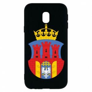 Phone case for Samsung J3 2017 Krakow coat of arms