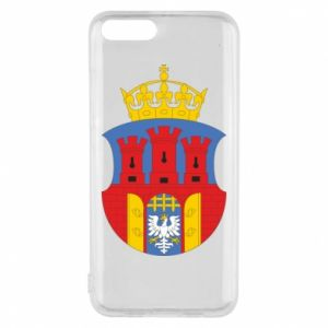 Phone case for Xiaomi Mi6 Krakow coat of arms