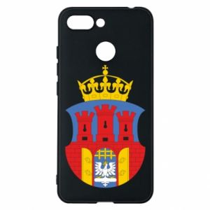 Phone case for Xiaomi Redmi 6 Krakow coat of arms