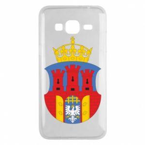 Phone case for Samsung J3 2016 Krakow coat of arms