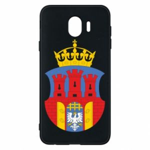 Phone case for Samsung J4 Krakow coat of arms