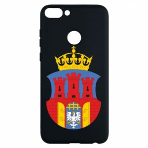 Phone case for Huawei P Smart Krakow coat of arms