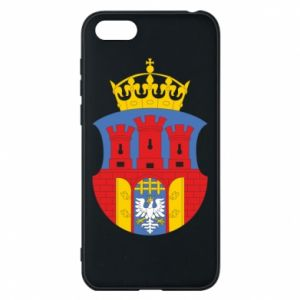 Phone case for Huawei Y5 2018 Krakow coat of arms
