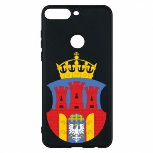 Phone case for Huawei Y7 Prime 2018 Krakow coat of arms