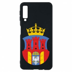 Phone case for Samsung A7 2018 Krakow coat of arms