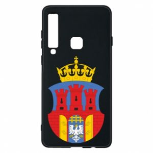 Phone case for Samsung A9 2018 Krakow coat of arms