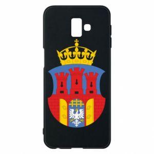 Phone case for Samsung J6 Plus 2018 Krakow coat of arms