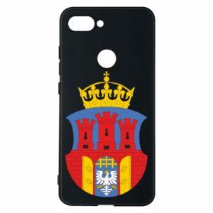 Phone case for Xiaomi Mi8 Lite Krakow coat of arms