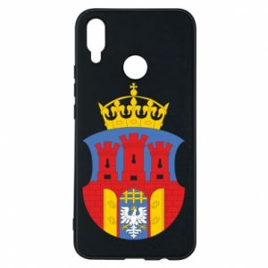 Phone case for Huawei P Smart Plus Krakow coat of arms