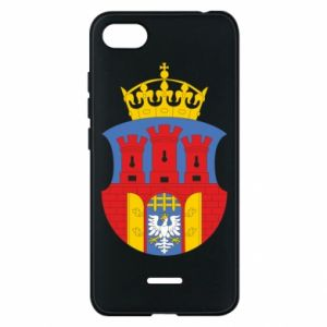 Phone case for Xiaomi Redmi 6A Krakow coat of arms