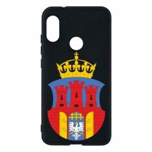 Phone case for Mi A2 Lite Krakow coat of arms