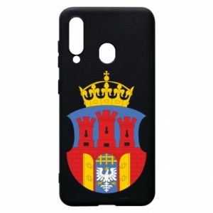Phone case for Samsung A60 Krakow coat of arms