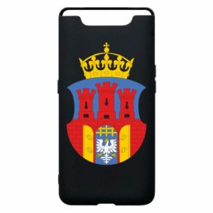 Phone case for Samsung A80 Krakow coat of arms