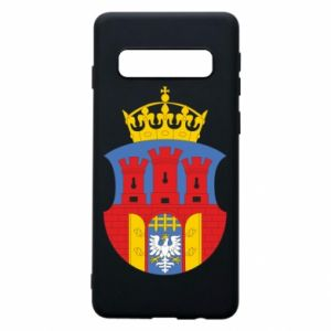 Phone case for Samsung S10 Krakow coat of arms