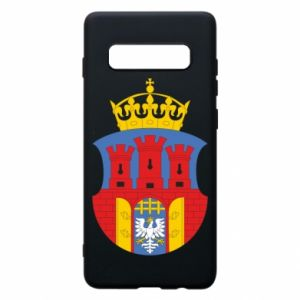 Phone case for Samsung S10+ Krakow coat of arms