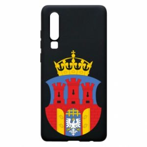 Phone case for Huawei P30 Krakow coat of arms
