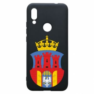 Phone case for Xiaomi Redmi 7 Krakow coat of arms