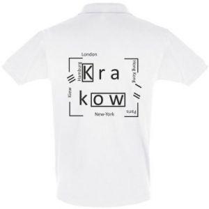 Koszulka Polo Kraków i inne miasta