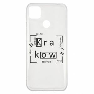 Xiaomi Redmi 9c Case Krakow and other cities
