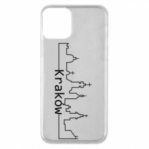 Etui na iPhone 11 Kraków. Miasto