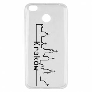 Etui na Xiaomi Redmi 4X Kraków. Miasto
