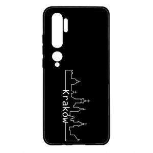 Etui na Xiaomi Mi Note 10 Kraków. Miasto