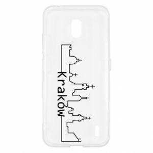Etui na Nokia 2.2 Kraków. Miasto