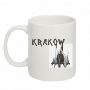 Kubek 330ml Kraków