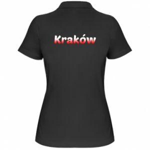 Women's Polo shirt Krakow