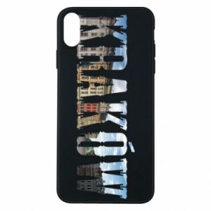 Phone case for iPhone Xs Max Krakow