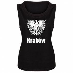 Damska koszulka Kraków - PrintSalon