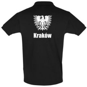 Koszulka Polo Kraków - PrintSalon