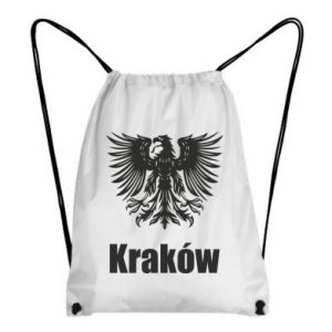 Plecak-worek Kraków - PrintSalon