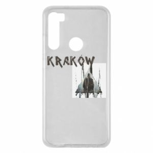 Xiaomi Redmi Note 8 Case Krakow