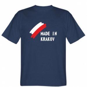 Koszulka Made in Krakow