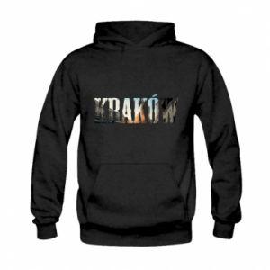 Kid's hoodie Krakow
