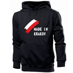 Men's hoodie Made in Krakow