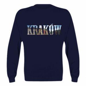 Bluza (raglan) Kraków - PrintSalon