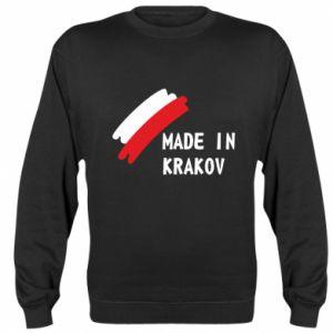 Sweatshirt Made in Krakow
