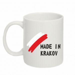 Mug 330ml Made in Krakow
