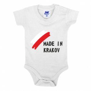 Baby bodysuit Made in Krakow
