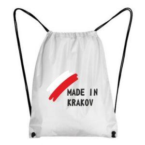 Backpack-bag Made in Krakow