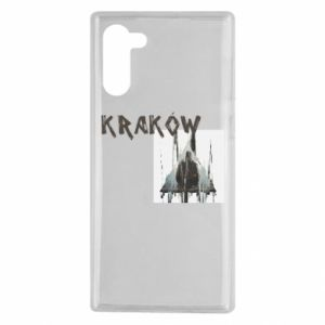 Samsung Note 10 Case Krakow